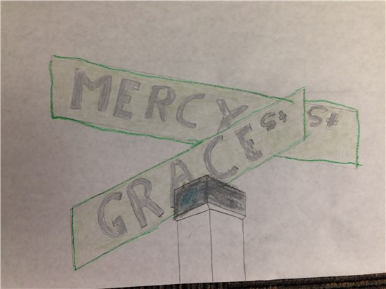 Year of Mercy Poster Submission Sample 2