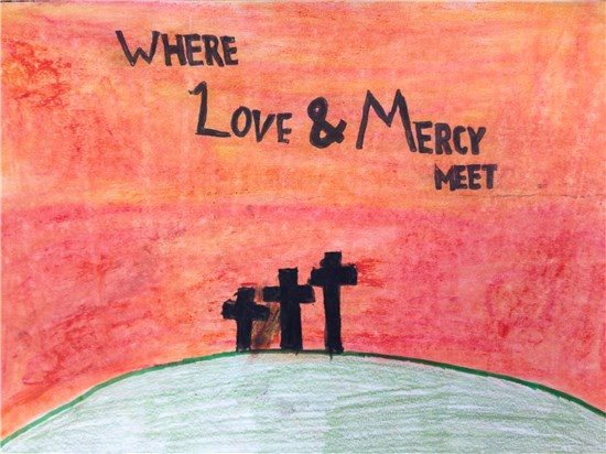 Year of Mercy Poster Submission Sample 4