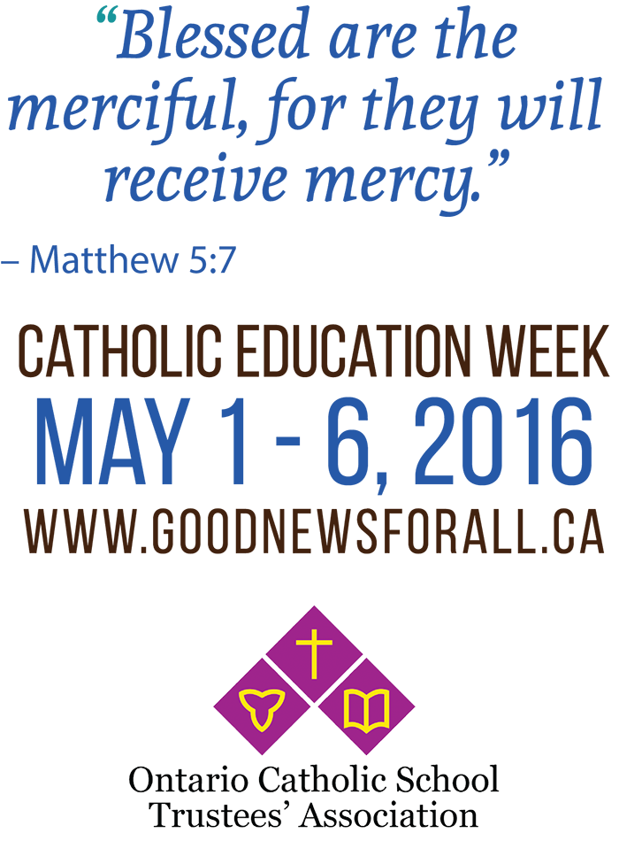 Catholic Education Week Image