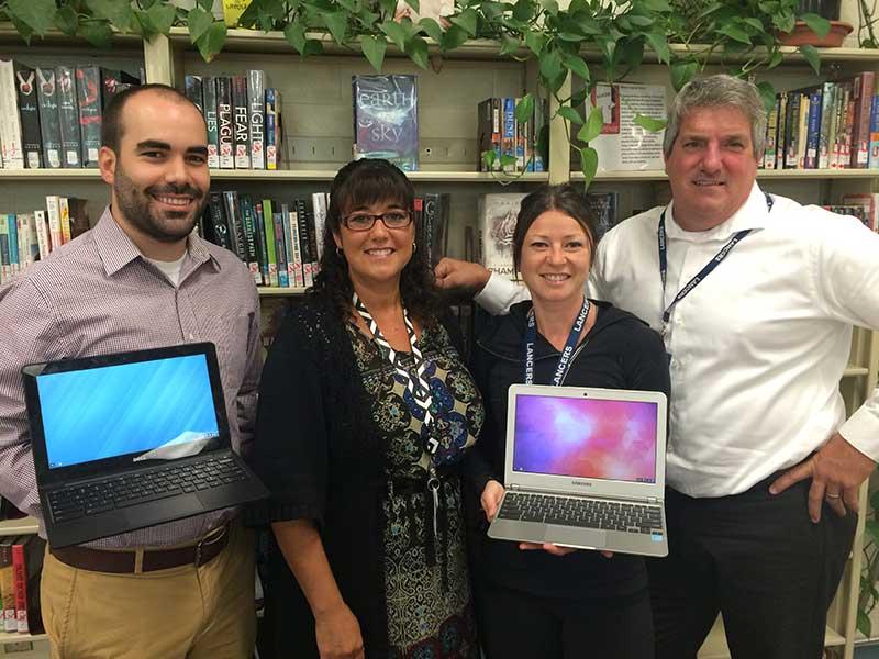 Chromebook Presentation Oct 2015