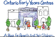 Ontario Early Years Centre Chatham-Kent website