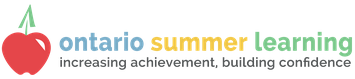 Ontario Summer Learning Logo