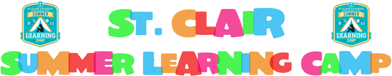 Summer Learning Camp Logo