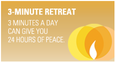 3 Minute Retreat Link