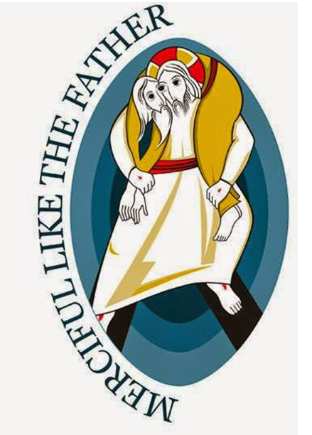 year of mercy logo image Merciful like the Father