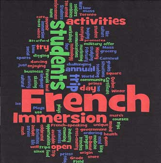 French Immersion Icon
