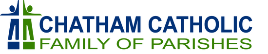 Chatham Catholic Family of Parishes Logo