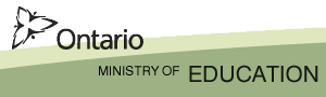 Ontario Ministry of Education Logo