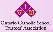 Ontario Catholic School Trustees' Association Logo
