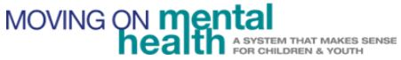 Moving on Mental Health Logo
