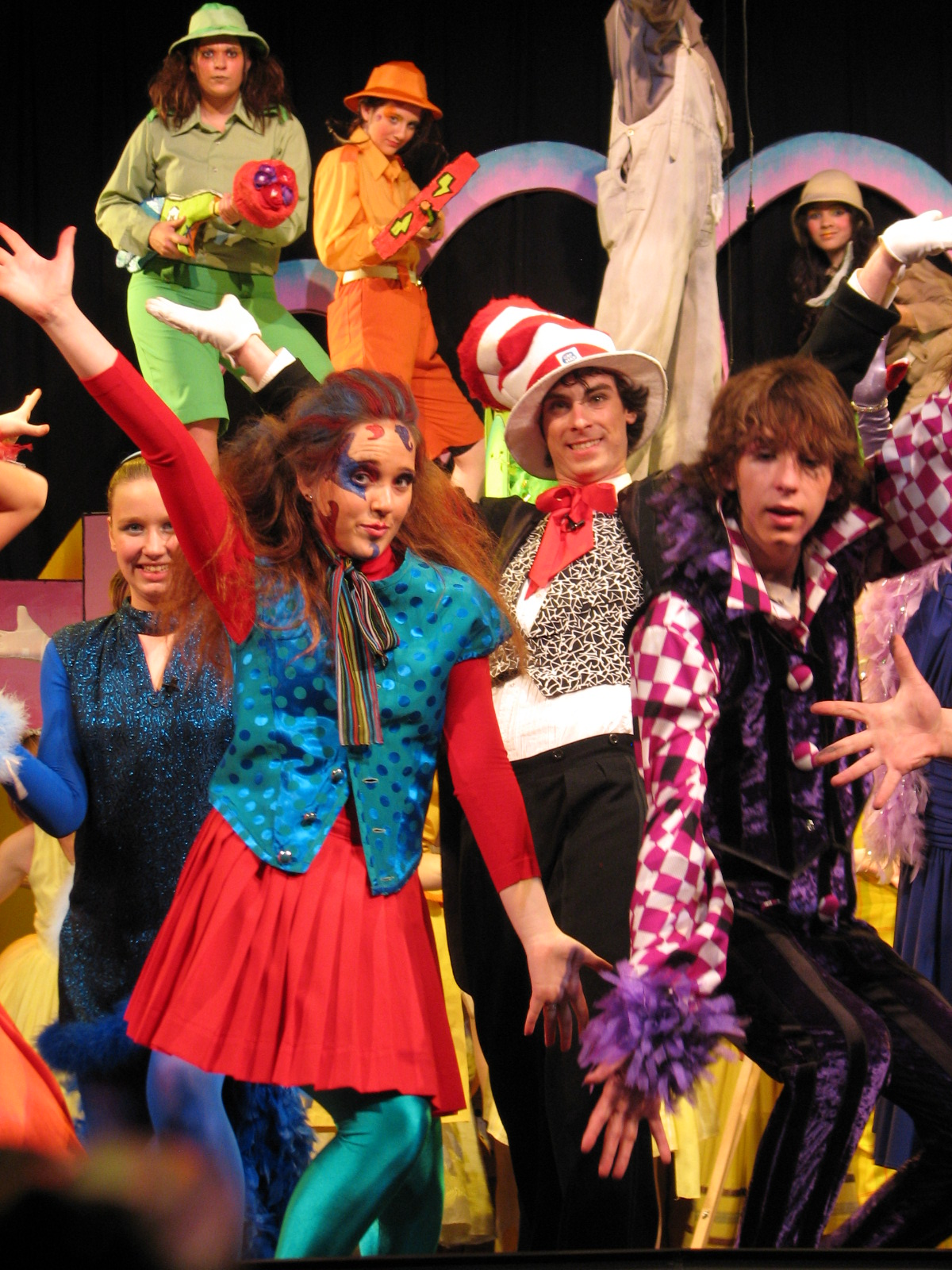 Seussical Ucc Theatre
