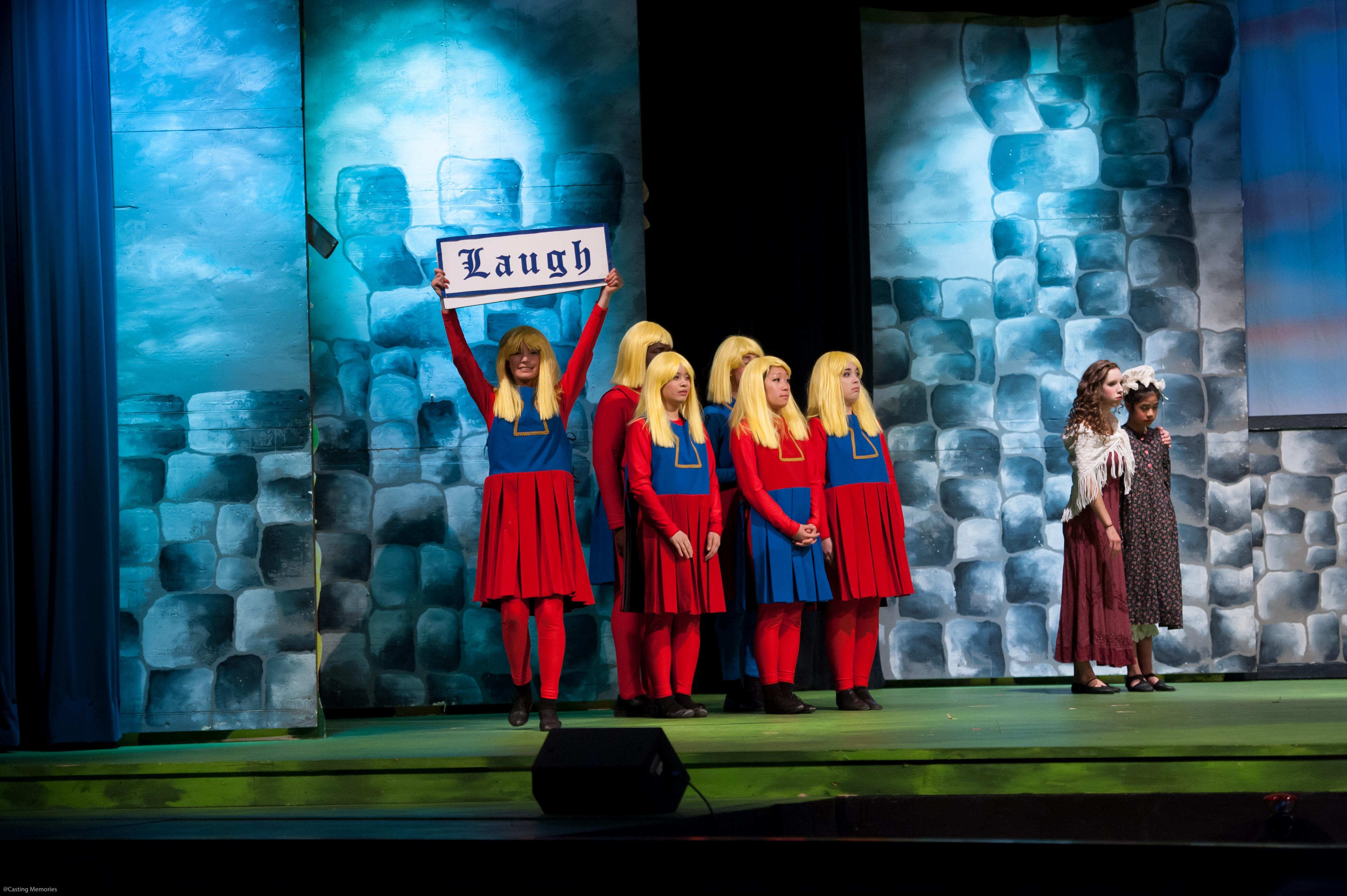 Shrek The Musical Ucc Theatre