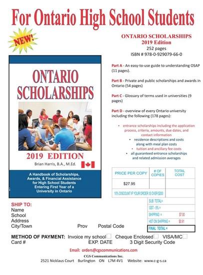 Scholarships And Bursaries St Patricks