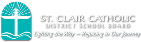 St. Clair Catholic District School Board Logo