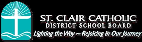 St. Clair Catholic District School Board Logo