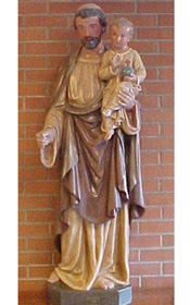 Our School is Named after St. Joseph