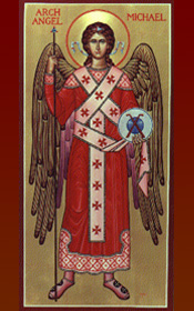 Our School is Named after St. Michael the Archangel