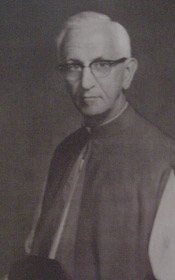 Our School is Named after Monsignor John Uyen