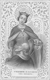 Our School is Named after St. Elizabeth of Hungary